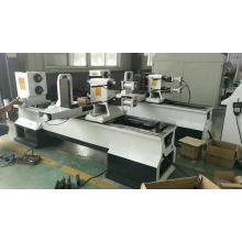 Wood CNC Lathing Machine