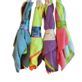 Chiffon de nettoyage en microfibre / serviette en microfibre pour la cuisine à domicile