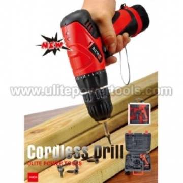 Hot Sale 10.8V Li-ion Battery Mini DC Cordless Drill