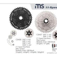 Свободный 11 скорость кассеты Csms8 11-42т