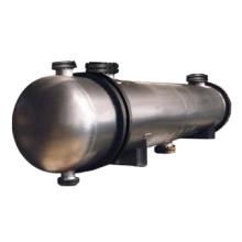 Échangeur de chaleur marin en titane de meilleure qualité