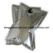 Water Based Print Ink Bag in Box/Aluminum Foil Liquid Bag in Box