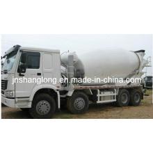 Camion de mélangeur de ciment de Sinotruk HOWO 10 M3