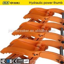 Pouces hydrauliques pour pc138 populaire en Chine