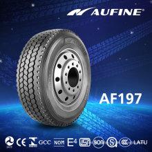 Aufine LKW Reifen 11r22.5 mit Punkt