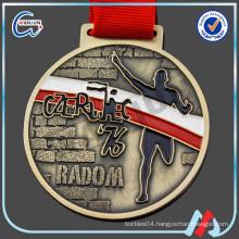 custom sports award metal medal