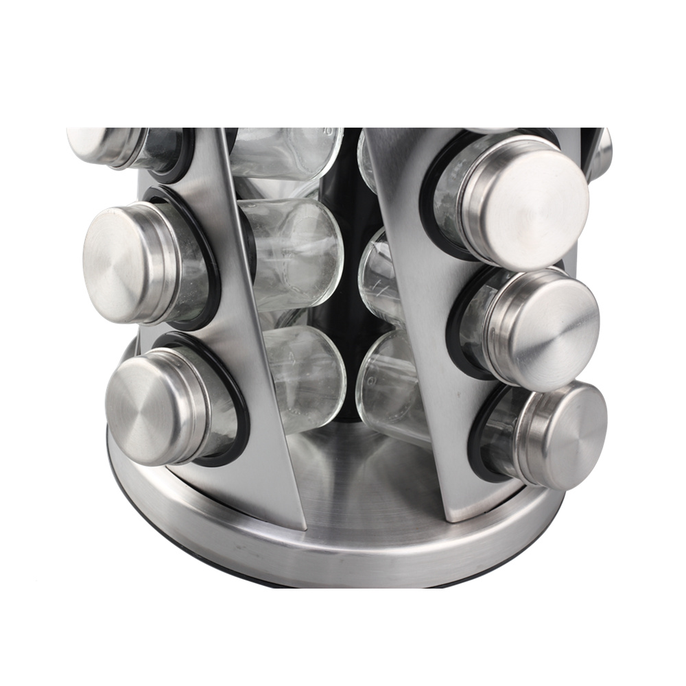 Stainless Steel Condiment Set