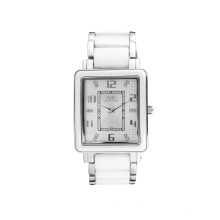 Квадратный дизайн, платье мужские часы из нержавеющей стали Водонепроницаемые наручные Браслет мода Спорт кварцевые мужские часы 88048g