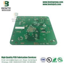 Multilayer Board Prototype PCB Impedantie Control