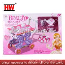 Mais vendidos Beauty Tea Cart / Tea Set