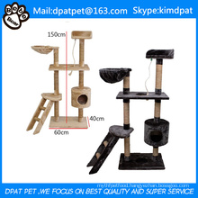 Pet Toys Type and Cats Application Wholesale Happy Pet Cat Tree