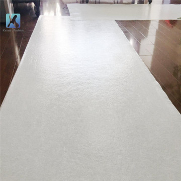 Floor Underlayment Nonwoven High Quality Painter white polyester felt mats