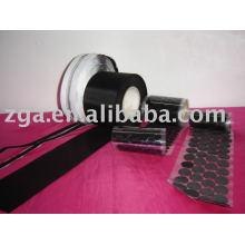 Клейкая лента hoo & loop, самоклеющийся крючок и петля для бандажа и сукна