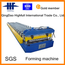 New Roofing Sheet Crimping Panel Roll Forming Machine