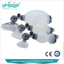Одноразовый силиконовый реаниматор для аптечки