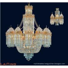 Party decoration halloween big crystal moroccan chandelier LT-62066