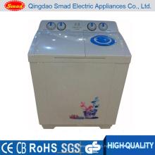 9kg Portable Top Open Twin Tub Washing Machine