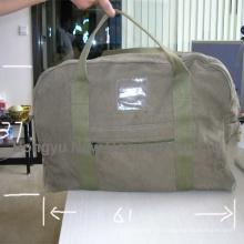 Zylinder-Designer-Art-kundengebundene Militärsegeltuch-Handtasche