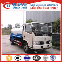 8000 liter water tank truck / 6000liter water truck / 8cubic meters water tanker truck