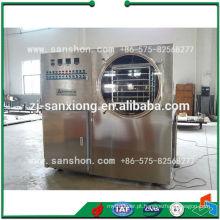 Equipamento de congelação e secagem a vácuo de ensaio