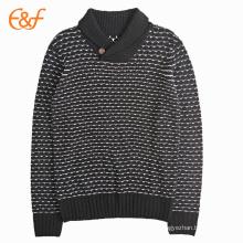 Pull à col en tricot Oem pour hommes de Turquie