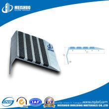Safety Quantum Aluminium Step Nosings