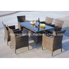 Muebles de exterior Juego de mesa de comedor