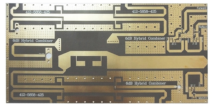 High Precision High-Frequency PCB