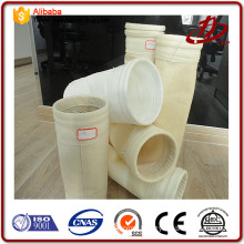Hyperfiltration hollow fiber membrane filter bag