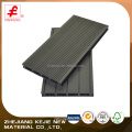 Anti Skidding Plastic Wooden Engineered Flooring Wood Fiber+ HDPE for Plastic Wooden Composite Outdoor Deck Deck Exterior Use