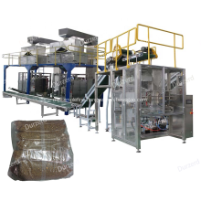 Automatic Pet Food Baler Packing Machine