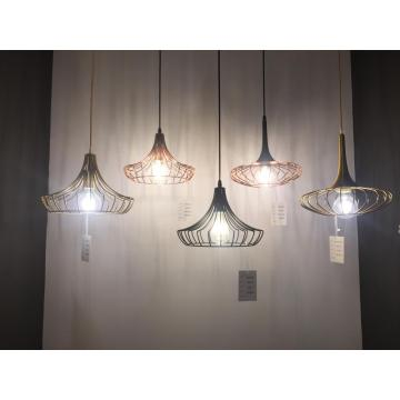 Éclairage de plafond Décoration de lampe suspension moderne