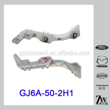 2002- Mazda 6 GG pára-choque traseiro Retainer para carro GJ6A-50-2H1