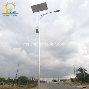 Solar Street Light dengan Battery Hanging