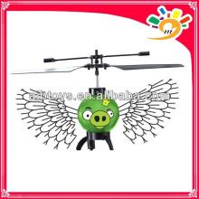 2CH Induction Flying Bird Toys Plastic flying bird