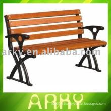 Chaise longue en bois de haute qualité