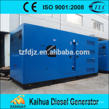 1500KVA Diesel Silent Thermal Generator Exported to Russia