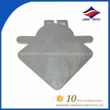 Souvenir de moda bastante moldado em prata prateada pra fazer medalha de metal