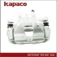 Große Qualität und Preis Auto Vorderachse links 4 Topf Bremssattel oem 47750-02331 für Toyota Corolla ZZE122 ZRE120