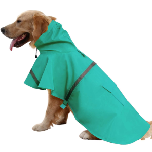 Impermeable Ajustable para Perros Grandes