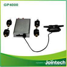 GPS Tracker Tracking Device with Camera Device Support