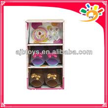 Happy life toys,princess shoes toy,plastic toy shoe