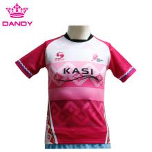 Wholesale jersey de rugby personalizado