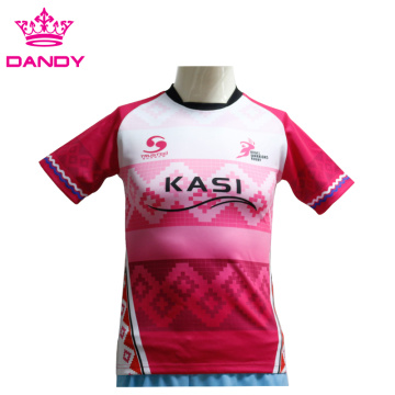 Neuankömmling Customized Rugby Jersey