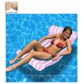 juguetes de flotador de la piscina del salón de la hamaca del agua de gama alta hechos en China