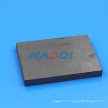 Aimant en ferrite en céramique en forme de bloc de haute qualité à vendre