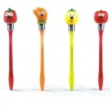 Fruit Shape Cute Bump Pens