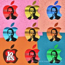 Steve Jobs von Apple Pop Art