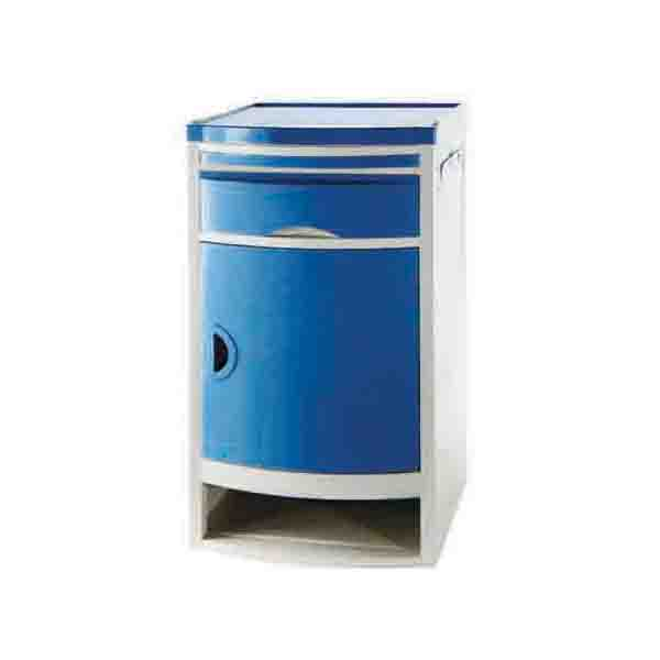 Abs Bedside Cabinet With Shoe Rack