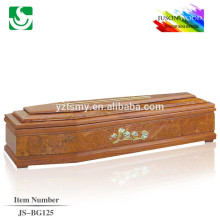 fabrication cercueil de crémation de Chine JS-BG125